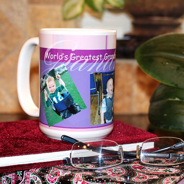 world s greatest grandma personalized coffee mug dania beach fl
